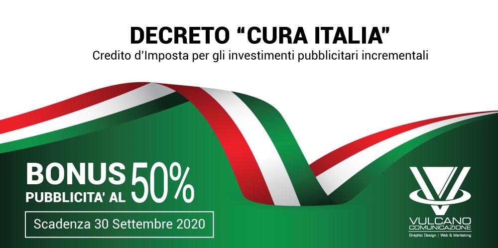 anteprima fb - Bonus Pubblicità 2020, credito d'imposta al 50%